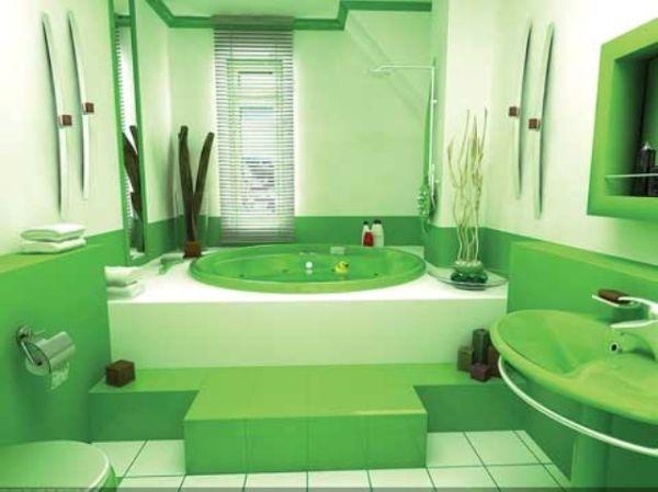 zeleno kupatilo