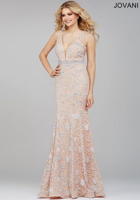 Moderne čipkaste haljine