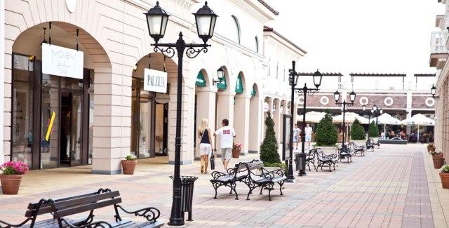 Fashion park outlet centar Inđija