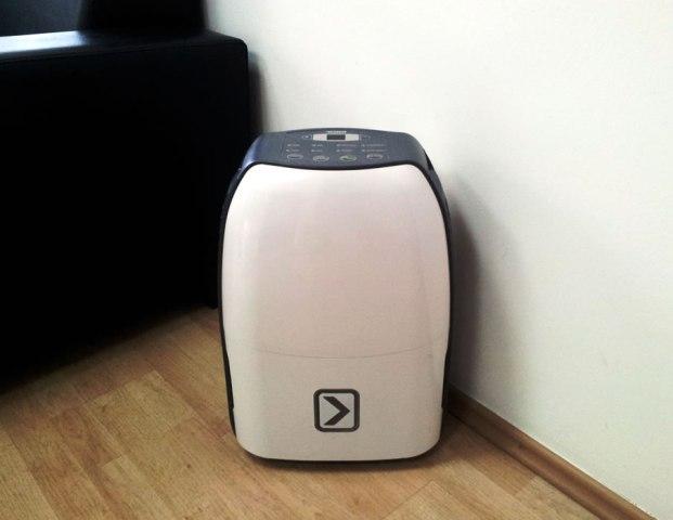 Možete nabaviti i odvlaživač, koji takođe prikuplja vlagu iz prostorije.