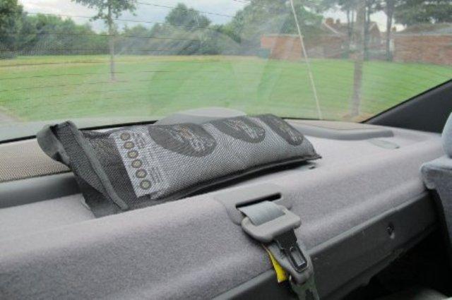 Postoje i posebni apsorberi za vaš automobil.