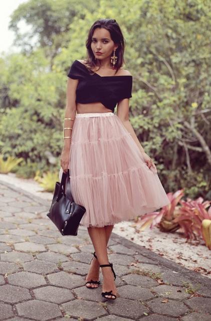 Duga ili kratka suknja?