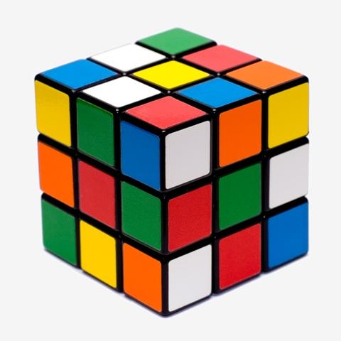 Kako najbrže rešiti Rubikovu kocku?